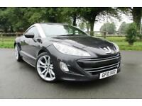 Peugeot RCZ Coupe 1.6 THP Petrol Manual 156HP GT