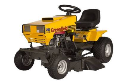 BRAND NEW 12.5/32 GREENFIELD RIDE ON MOWER Yatala Gold Coast North Preview