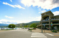 `Gateway' to Okanagan Paradise! #301-4200 Beach Avenue