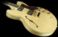 Epiphone Sheraton II Electric Guitar Natural New and no Taxes