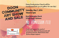 Doon Art Show and Sale