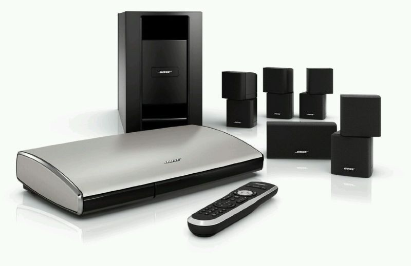 Bose Sound System >> Bose Surround Sound System And Amp In Torquay Devon Gumtree