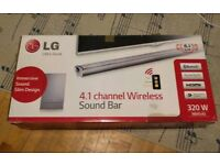 LG NB4540 sound bar / speaker
