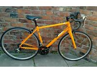 --- PINNACLE road bike (2017/£700New) ---