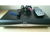 digital sky HD box complete with remote