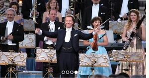 Andre Rieu and his Johann Strauss Orchestra-Arena Tour 2016 Woy Woy Gosford Area Preview