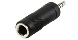 6-35mm-MONO-Socket-to-3-5mm-STEREO-Jack-Audio-Cable-Adapter-Converter-6-3mm-1-4
