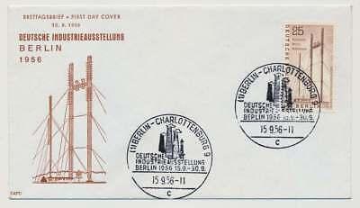 Berlin Nr. 157 auf Ersttagsbrief / FDC, Schmuckbrief (35137)