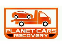 Recovery service car van , motorcycle, transportation north west London