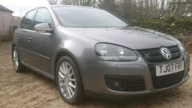 2007 golf gt tdi sport edition