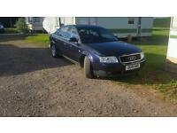 Audi a6 2.4 auto 72k