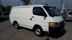 2004 Toyota Hiace SBV Manual Van/Minivan Northgate Brisbane North East Preview