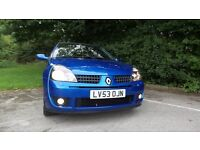 RENAULT CLIO RENAULTSPORT 172 CUP **NEW MOT** - PRICE REDUCED TO SELL £1950