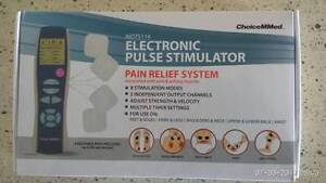 T.E.N.S Machine Pain Relief System  Multi Function Redhead Lake Macquarie Area Preview