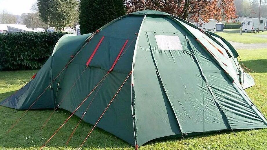 Welland Eurohike 4 man tent & Welland Eurohike 4 man tent | in Rochester Kent | Gumtree
