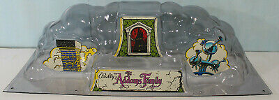 New Addams Family Smoked Backbox Cloud Topper Dome with NOS Decals