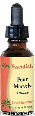 Kan Herbs - Essentials Four Marvels 1 oz 1 Ounce Kan Herbs