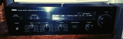 Yamaha high power stereo  receiver top quality sound