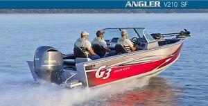 2016 G3 V 210 SF Lac-Saint-Jean Saguenay-Lac-Saint-Jean image 1