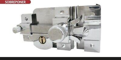 Phillips Model 825 Security Metal Gate Lock For Metal Or Wood Doors