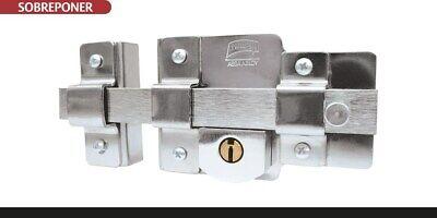 Phillips Model 875 Gate Lock With Keys For Metal Or Wood Doors