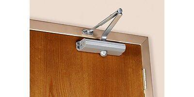 Norton Door Closer 1604 Bc 689 Aluminum Size 4 Mint Factory Fresh Full Warranty