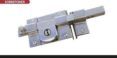 Phillips Model 800 - Gate Lock With Keys For Metal Or Wood Doors