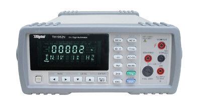 5 12 Multimeter 120000counts Dcv Accuracy 0.012 Adc Sampling 200s Usb Handler