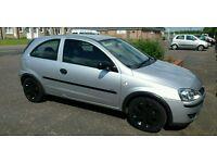 Vauxhall Corsa Car For Sale 54 Reg (6 Months Mot) May Swap Why?? Clio,Fiesta,Punto,Yaris,Mini ect