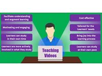 Educational Videos and Teaching Methods to Augment Learning