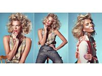 Professional Female Photographer Fashion Beauty Look-books Headshots Commercials Portfolio