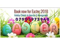 ☆☆2 & 3 Bed Chalets Available For Easter☆☆