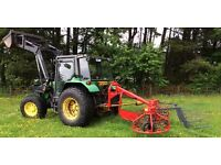 Haybob 300 pz tractor implement farming farm hay bob