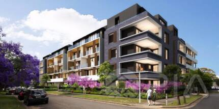 Brand New Apartment with one week free rent in Homebush