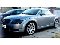 Audi tt Quattro turbo 4x4 2002