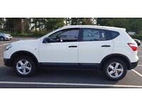Nissan, QASHQAI, Hatchback, 2010, Manual, 1598 (cc), 5 doorsp