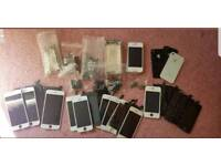 Large job lot of iPhone parts