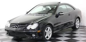 2007 Mercedes-Benz CLK-Class CLK550 -- COUPE -- A.M.G PKG