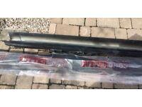 Guttercrest Black OGee cast aluminium guttering, 125mm x 100mm