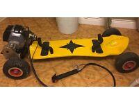 50cc Petrol Skateboard/Longboard