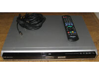 Panasonic DMR-EX77EB - DVD player and record from TV channels