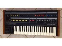 CRUMAR COMPOSER Vintage Analog Synthesizer EXTREMELY RARE LIKE NEW