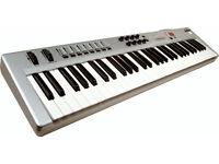 M-Audio Radium 61 Keys MIDI Keyboard/controller