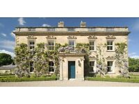 Chef De Partie Eshott Hall Nr Morpeth