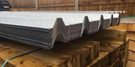 •NEW• GALVANISED BOX PROFILE ROOF SHEETS