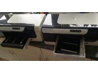 2X HP Officejet pro 8000 printer's