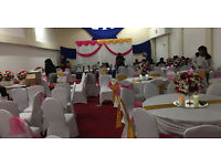 Hall for hire for Church services, Wedding, Birthday Celebration etc