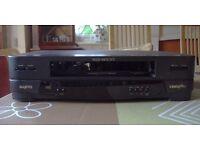 Sanyo VHR video cassette recorder/player VHR-335E