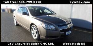 2011 Chevrolet Malibu LS Sedan Local Trade
