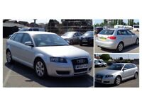 Audi, A3, Hatchback, 2004, Manual, 1896 (cc), 5 doors